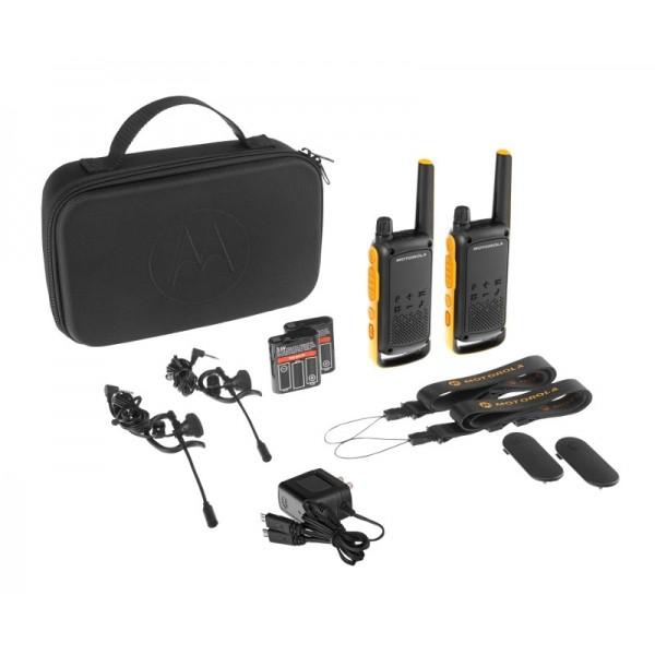 walkie talkie motorola t82 extreme