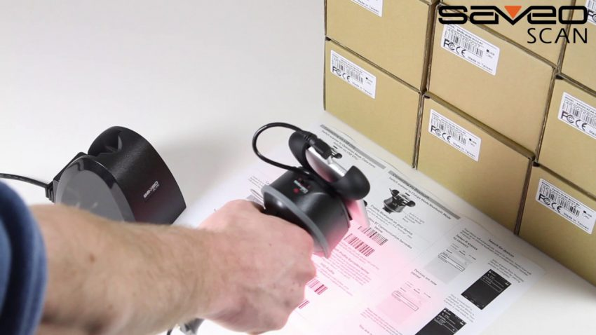 Lettori di codici a barre Saveo Scan: come funzionano?