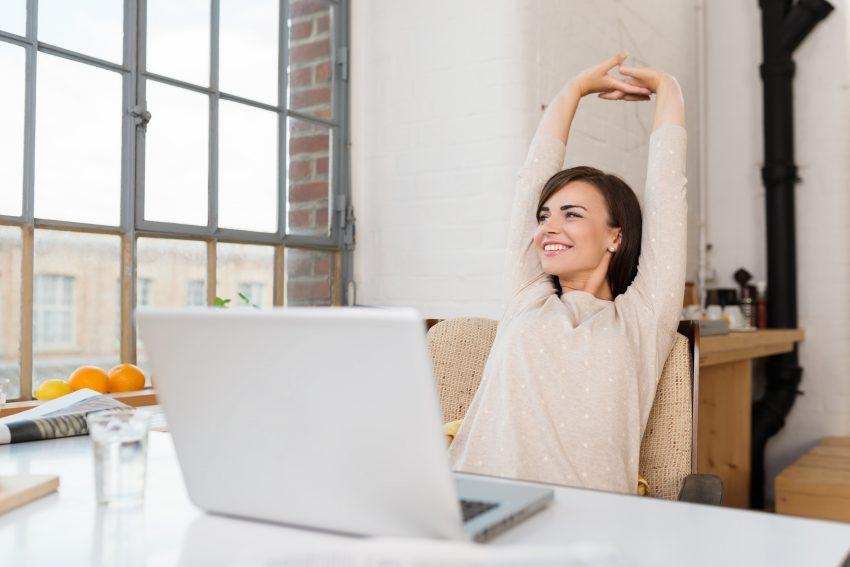 Benessere e comfort nel tuo ufficio domestico
