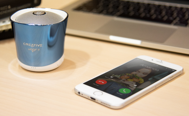 Speaker Bluetooth Woof3 by Creative