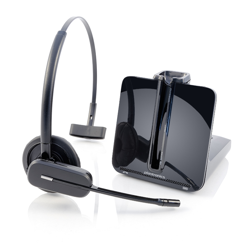 Cuffie telefoniche Plantronics Wireless cs540