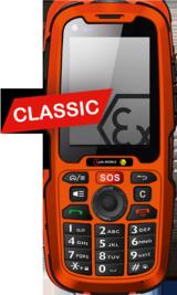 smartphone ATEX IS320.1 - CLASSIC