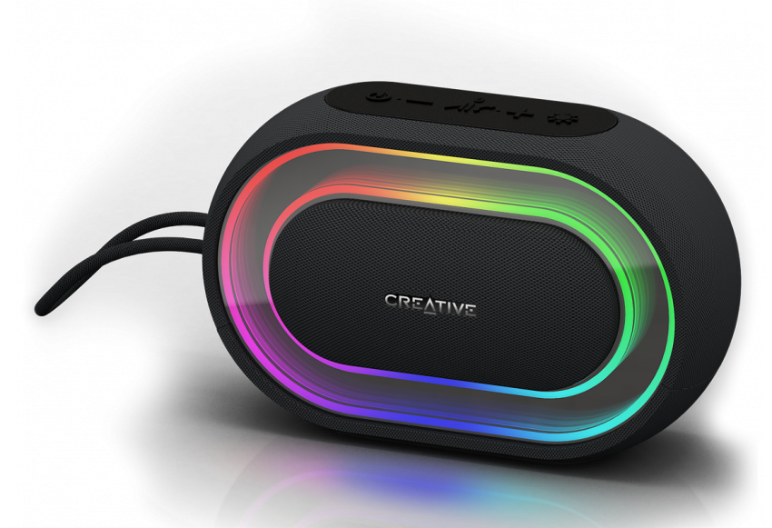 Speaker Bluetooth Halo by Creative