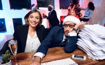 Natale in Ufficio, 10 regole da rispettare