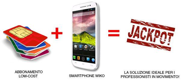 Arrivano gli SmartPhone Wiko! I Phone veramente Smart!