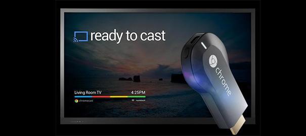 Chromecast – Google nella vostra TV di casa