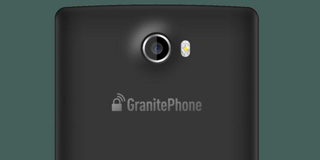 GranitePhone, mai visto uno smartphone più sicuro!
