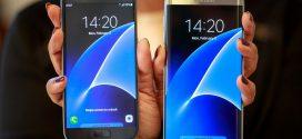 Samsung Galaxy S7 vs S7 Edge, giganti a confronto